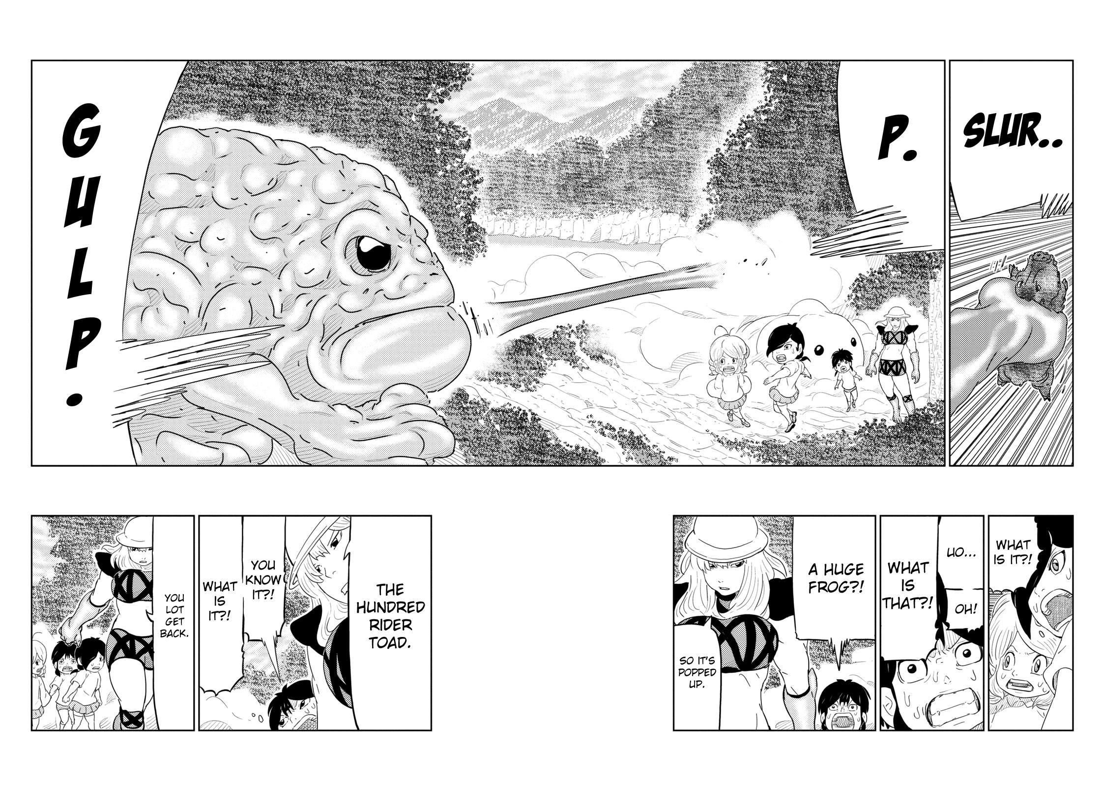 Youkai Banchou - Chapter 12