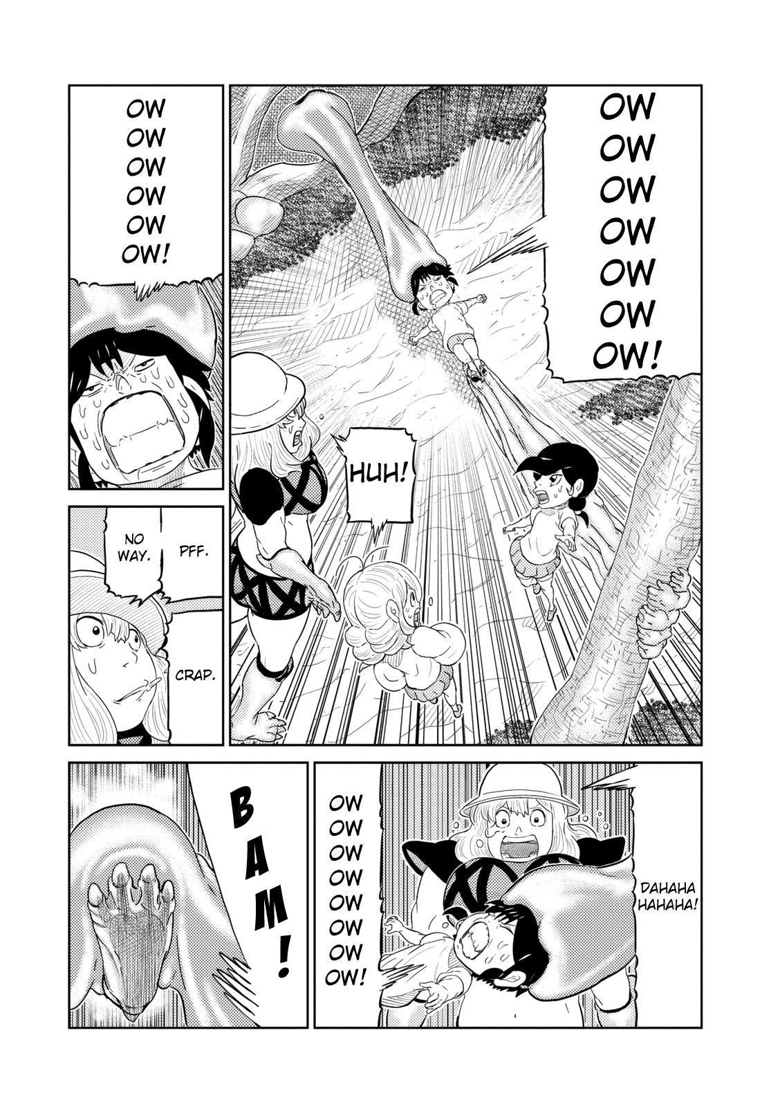 Youkai Banchou - Chapter 13
