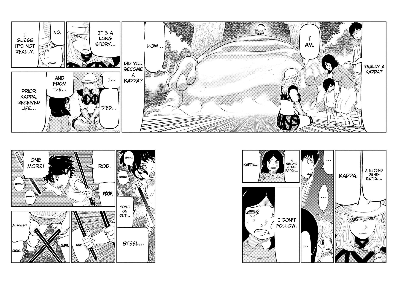 Youkai Banchou - Chapter 15