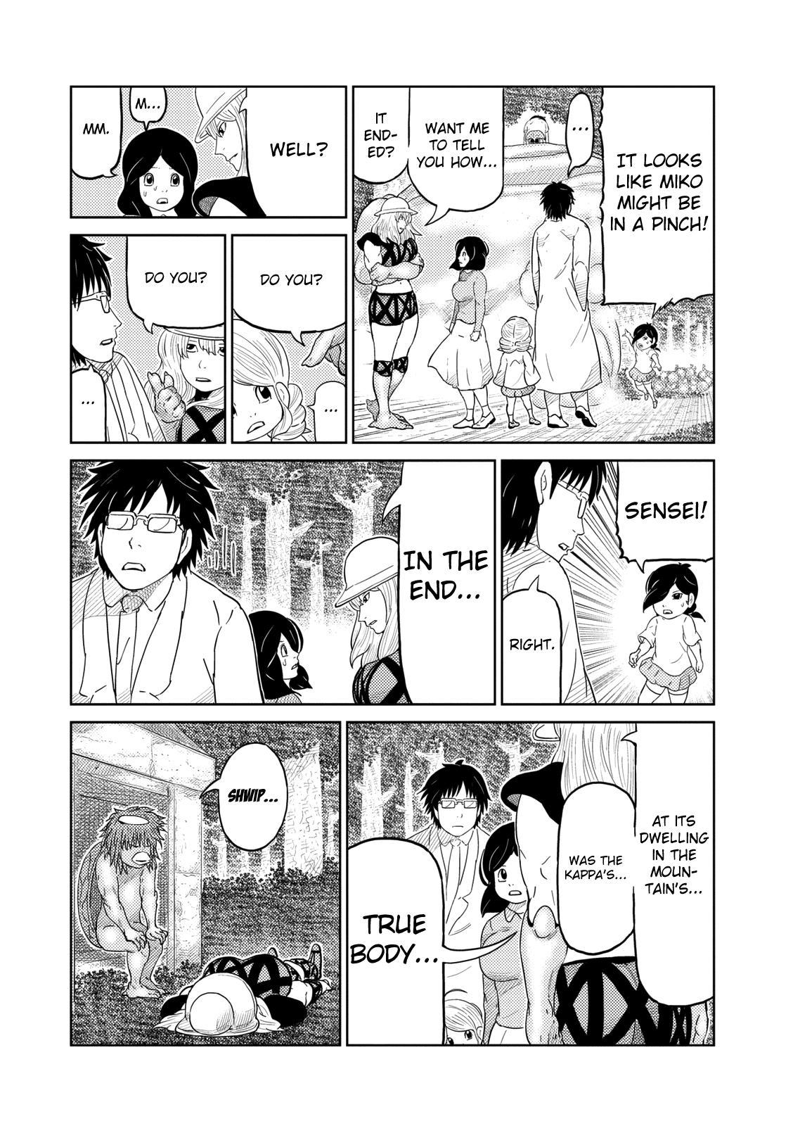 Youkai Banchou - Chapter 16