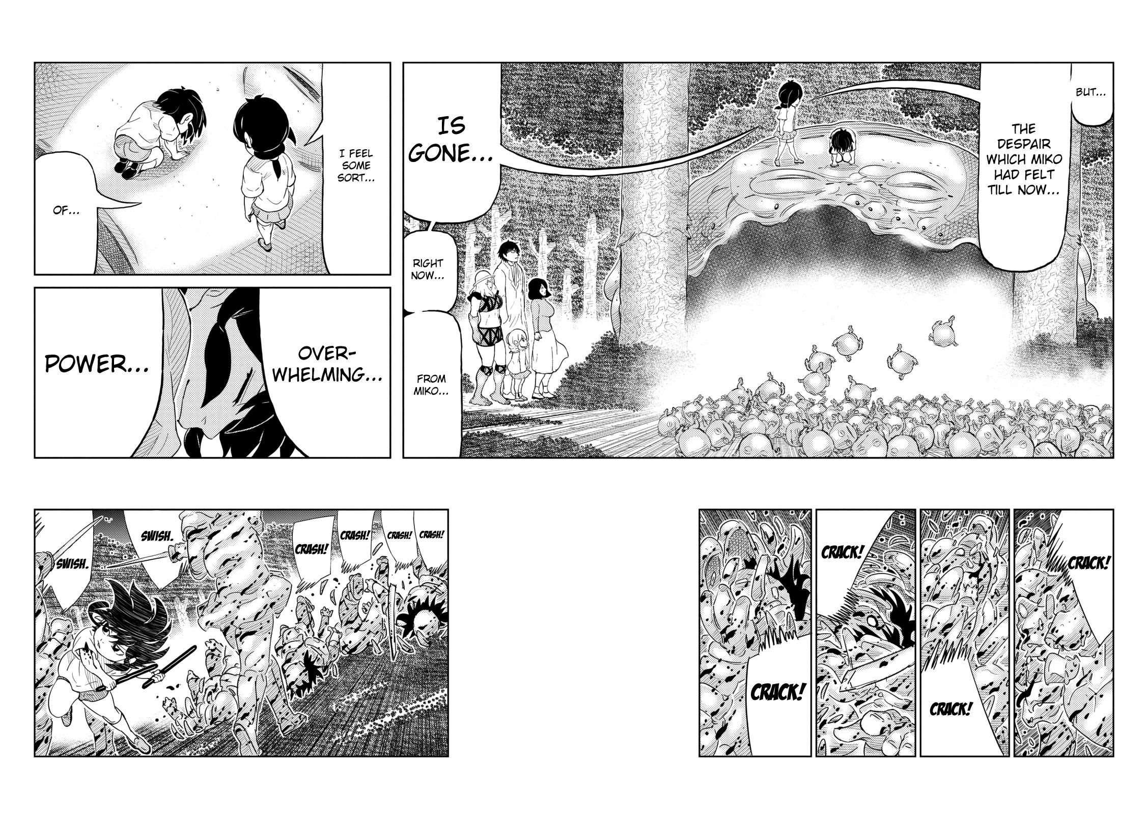 Youkai Banchou - Chapter 18