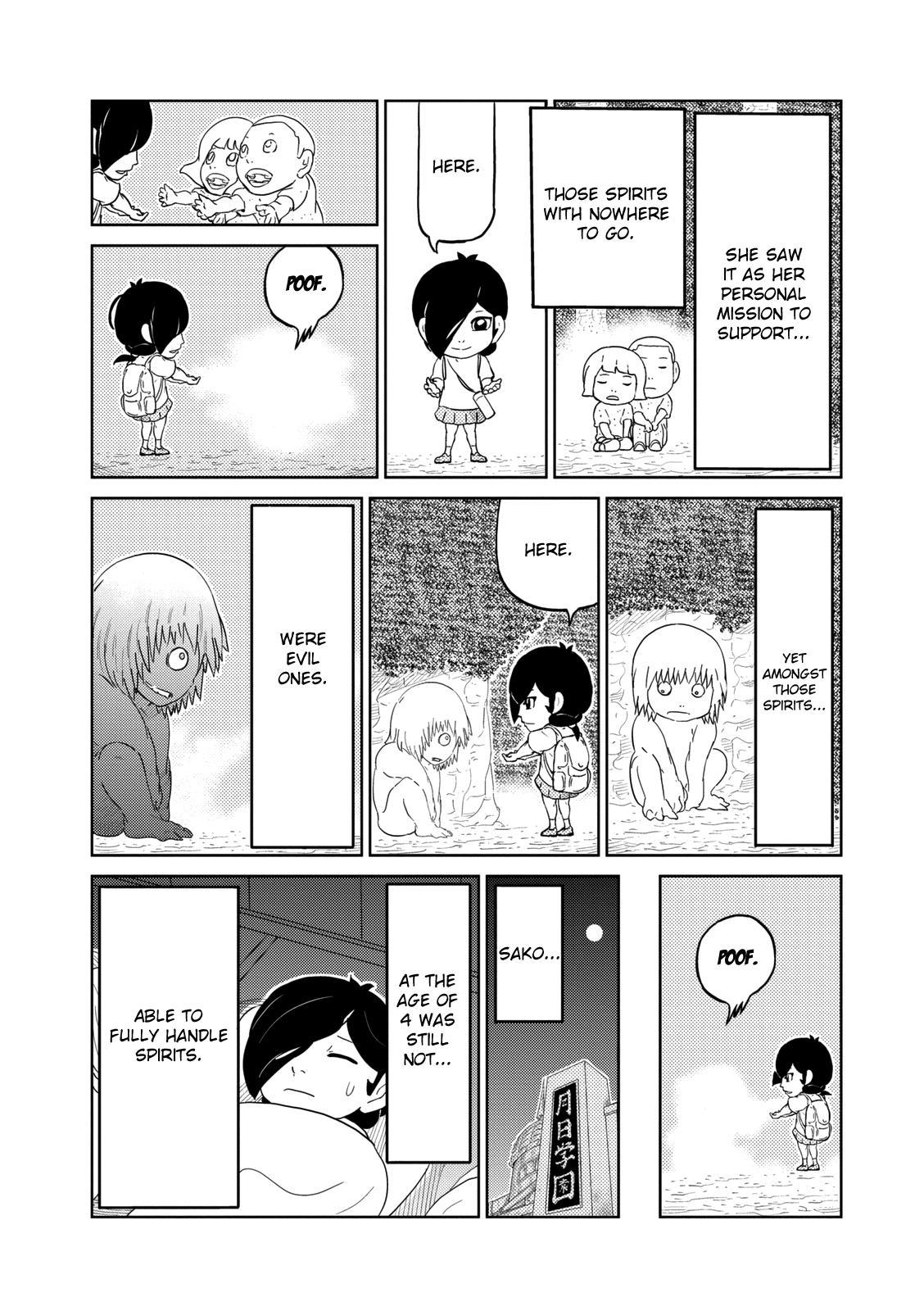Youkai Banchou - Chapter 19