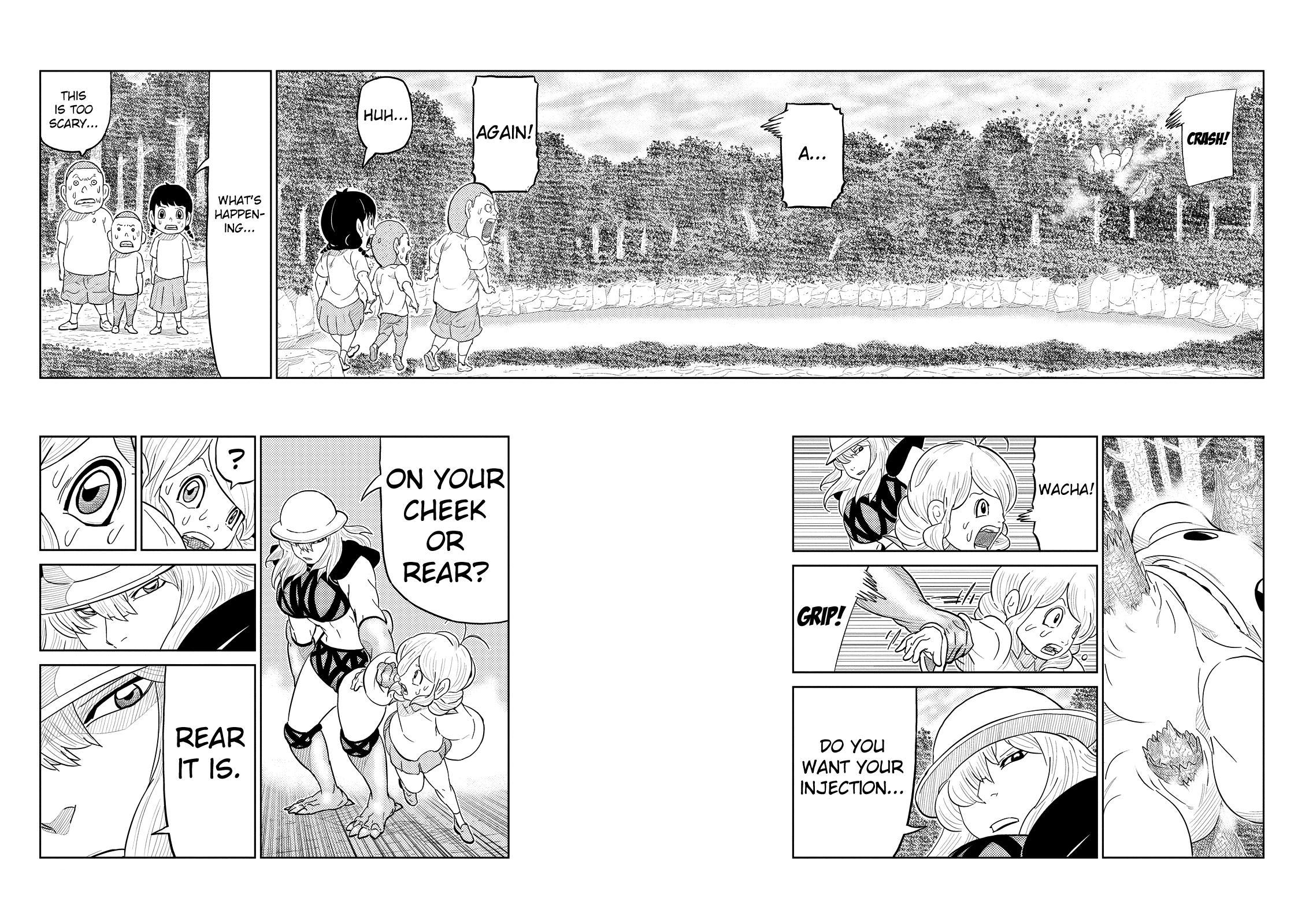 Youkai Banchou - Chapter 20