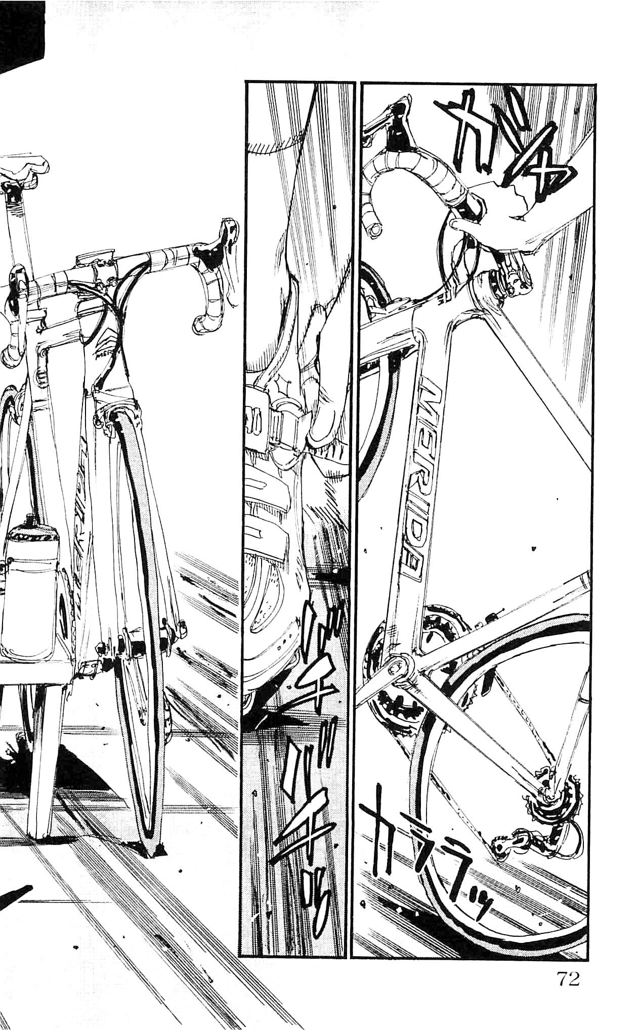 Yowamushi Pedal - Chapter 294