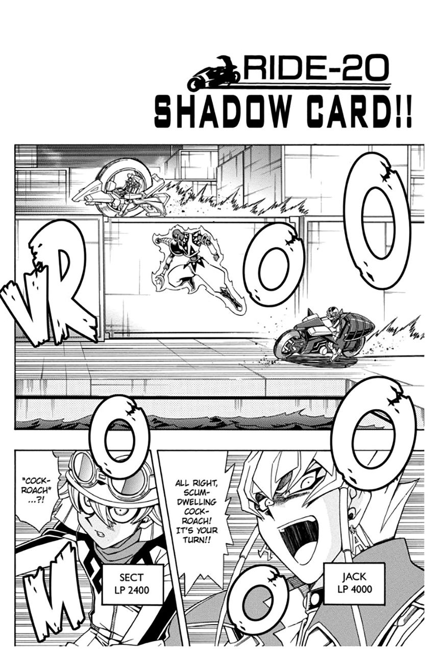 Yu-Gi-Oh! 5Ds - Chapter 20