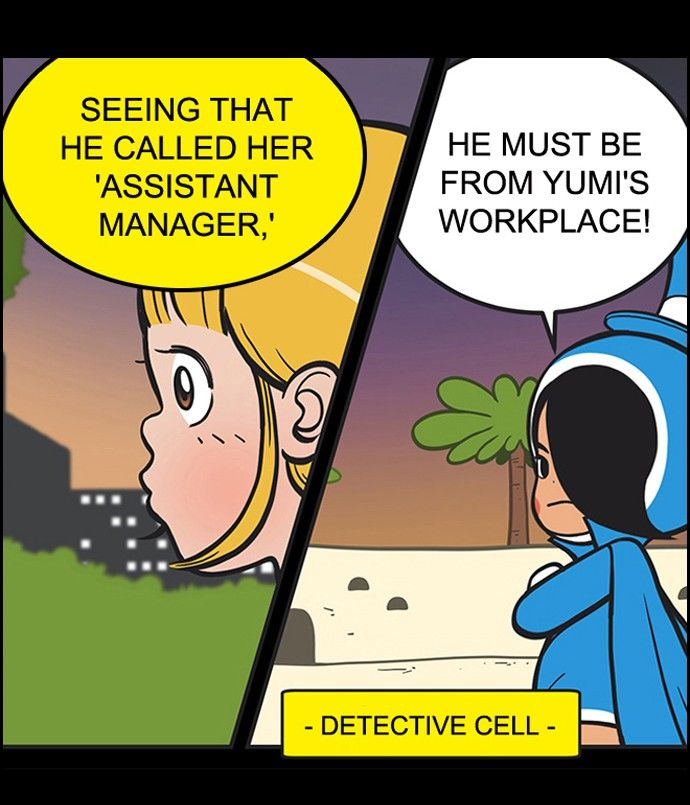 Yumis Cells - Chapter 154