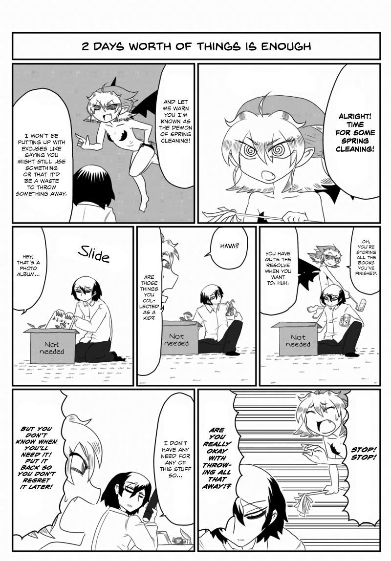 Yuuutsu-kun to Succubus-san - Chapter 16