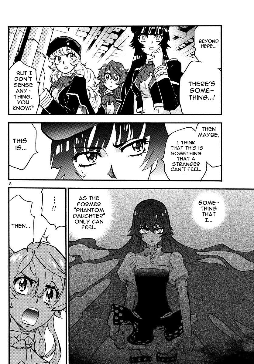 Zettai Karen Children - Chapter 512