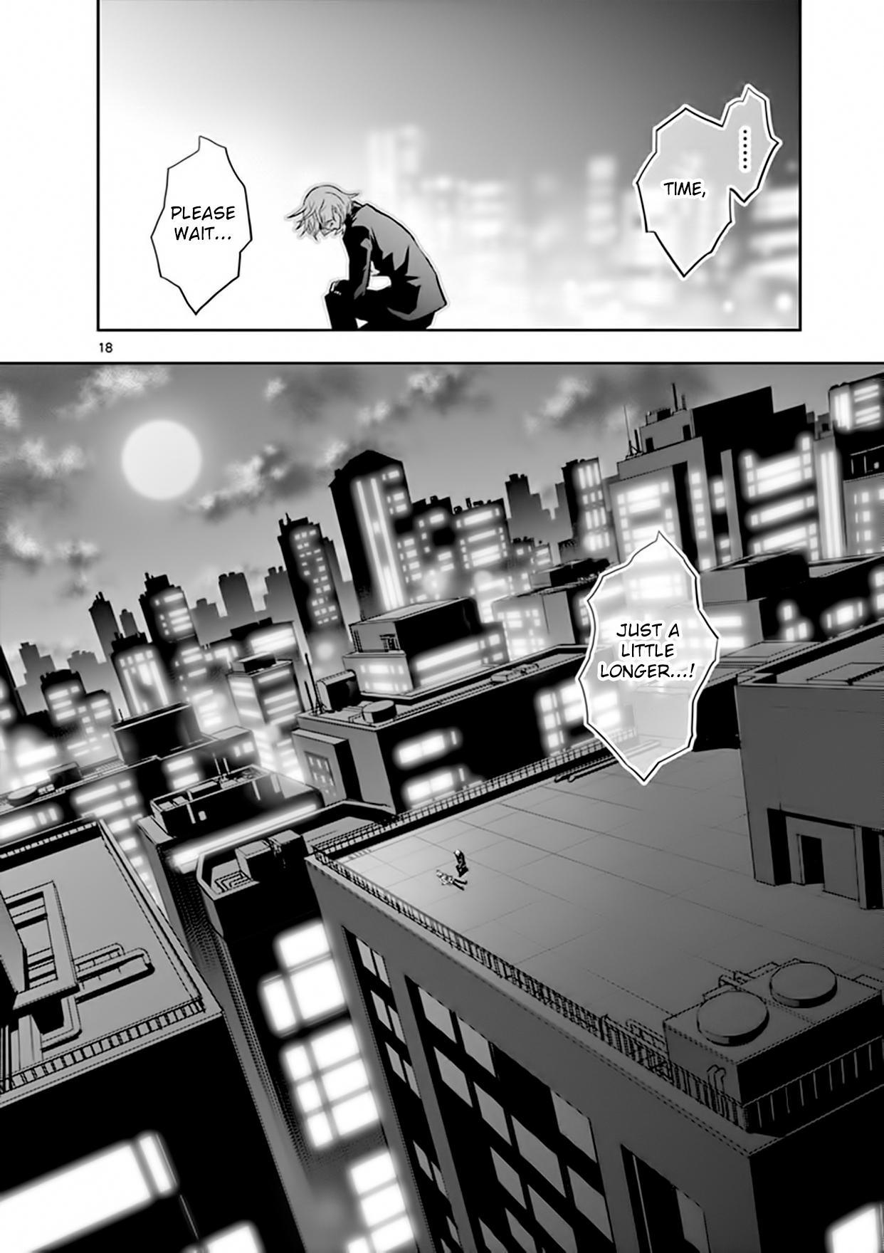 Zettai Karen Children: The Unlimited - Hyoubu Kyousuke Best Selection Vol.2 Ch.16