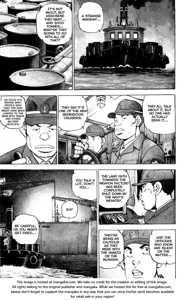 Zipang - Chapter 82