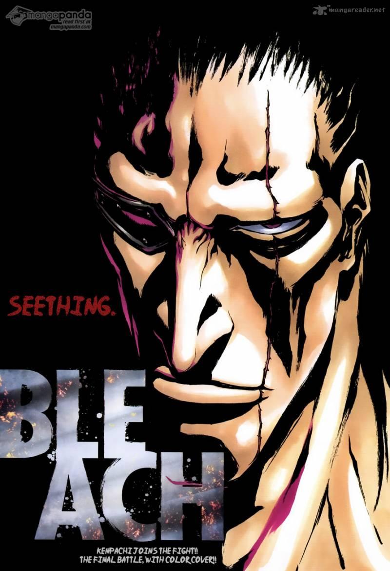 Bleach 573: I Am The Edge