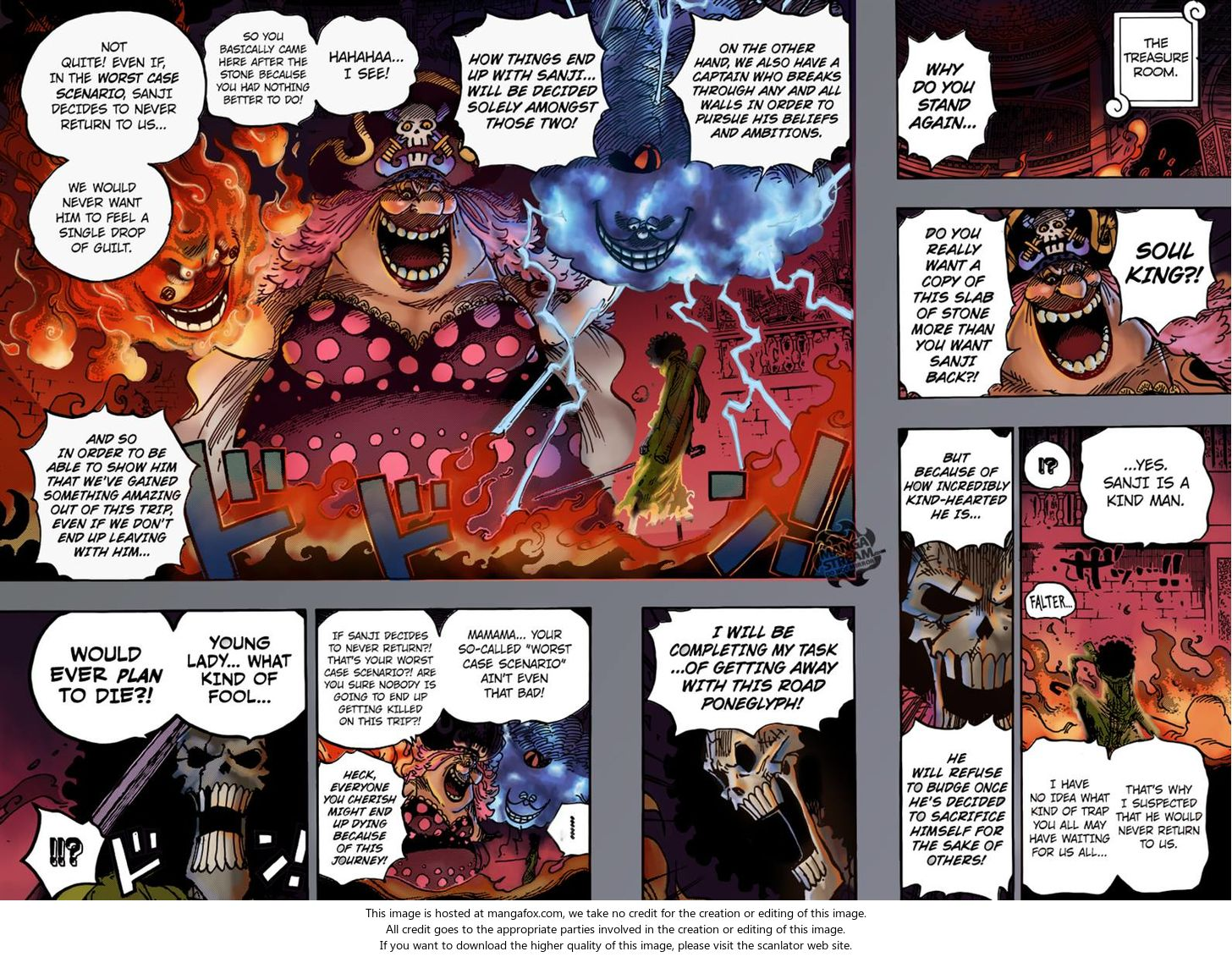 One Piece - Chapter 866